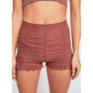 Free People seamless shorts